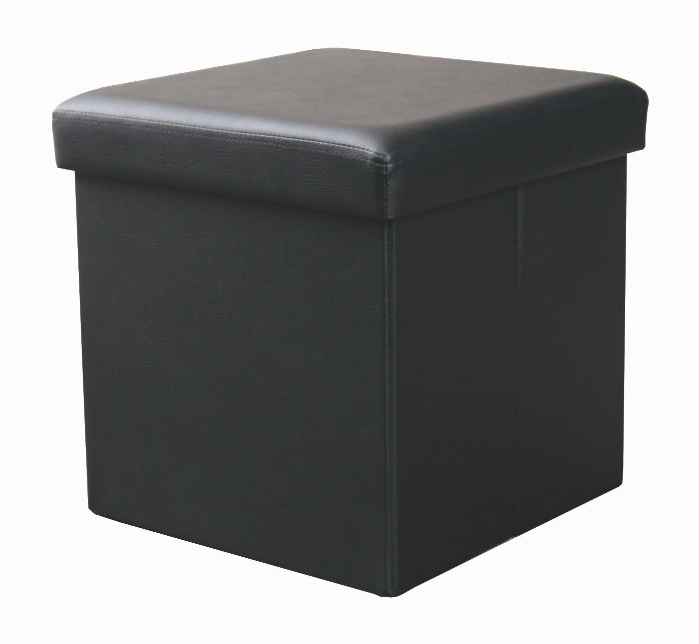 MOLY pufa czarny (1p=4szt)