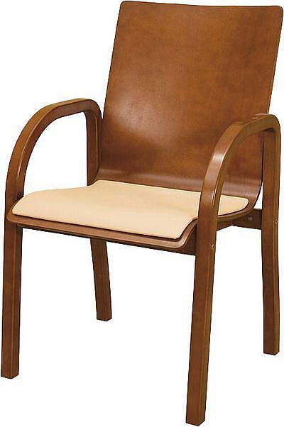 Krzesło konferencyjne Hubert Wood NS