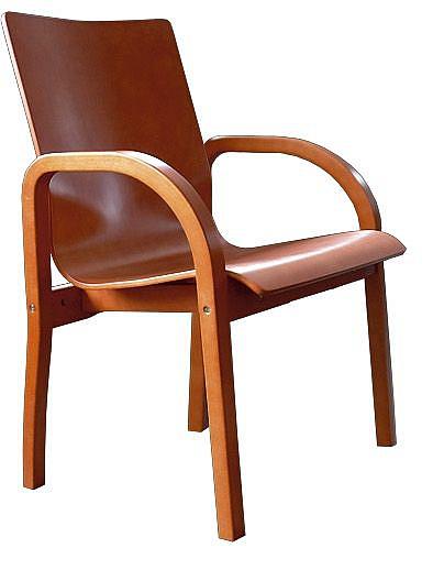 Krzesło konferencyjne Hubert Wood