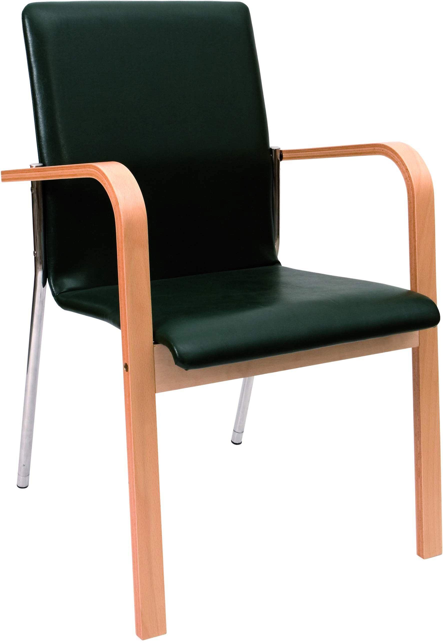 Krzesło konferencyjne Leo