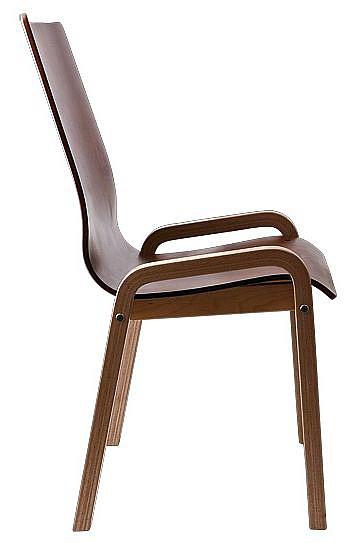 Krzesło konferencyjne Vega Wood
