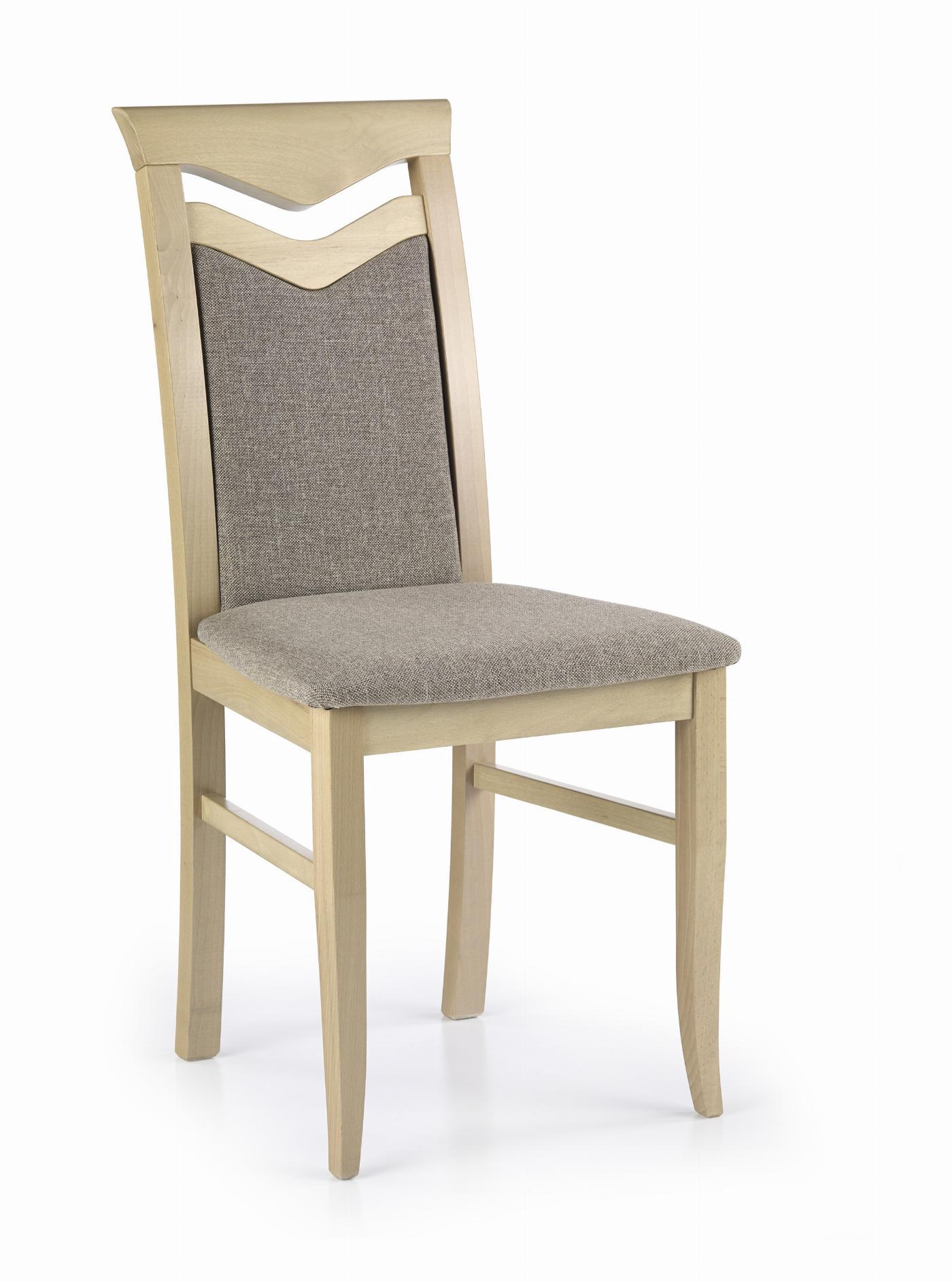 CITRONE krzesło dąb sonoma / tap: INARI 23 (1p=2szt)