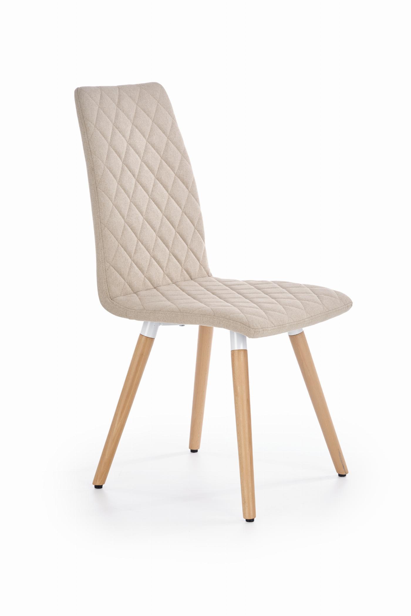 K282 krzesło beżowe