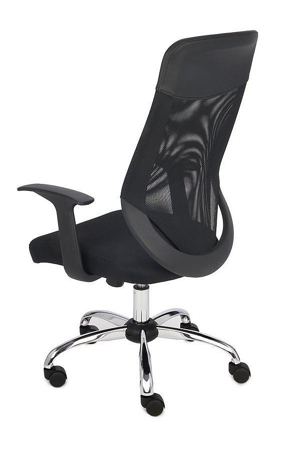 Krzesło obrotowe OPTIMAL czarny