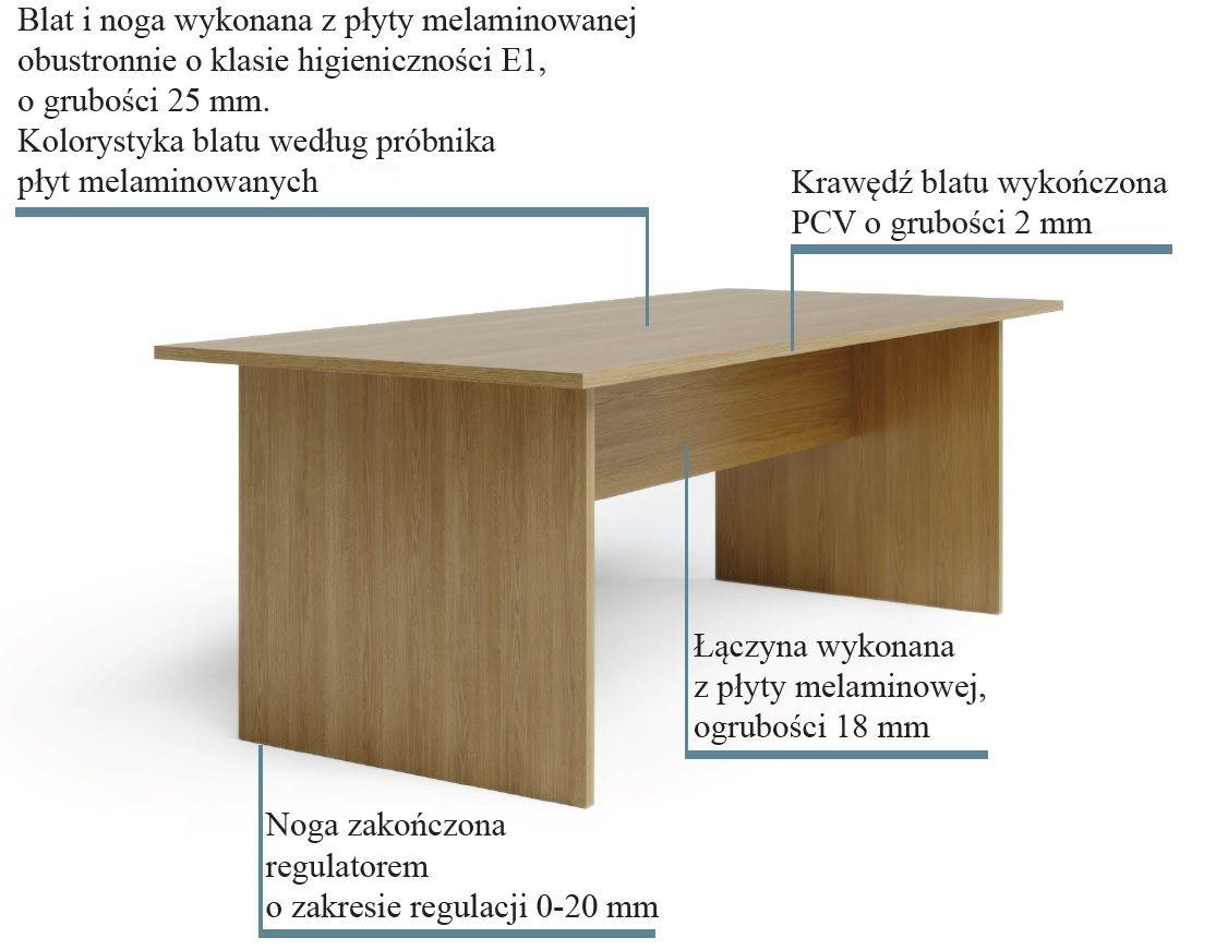 Stół konferencyjny SW4