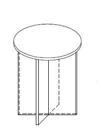 Stół okolicznościowy SO1