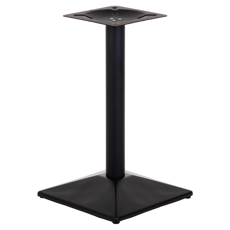 Podstawa do stolika EF-SH-4002-6/B wysokość 73 cm 44,5x44,5cm