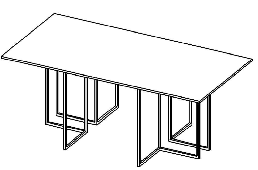 Stół konferencyjny HX 2201/2401