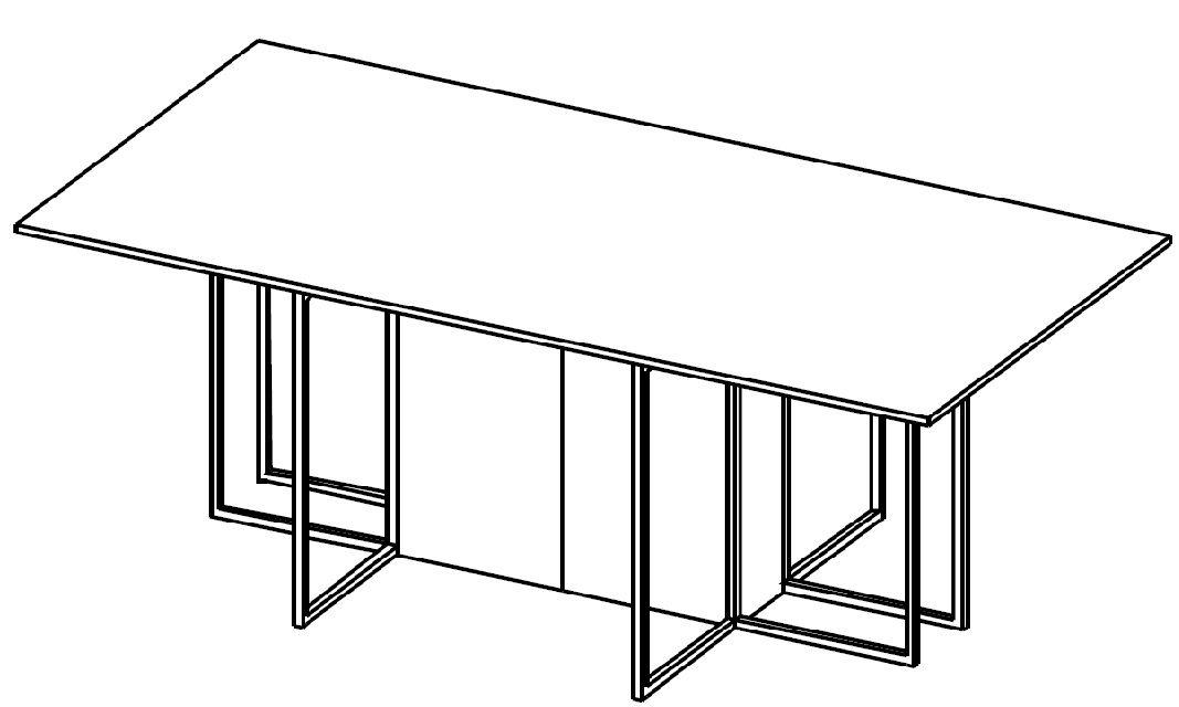 Stół konferencyjny HX 2202/2402
