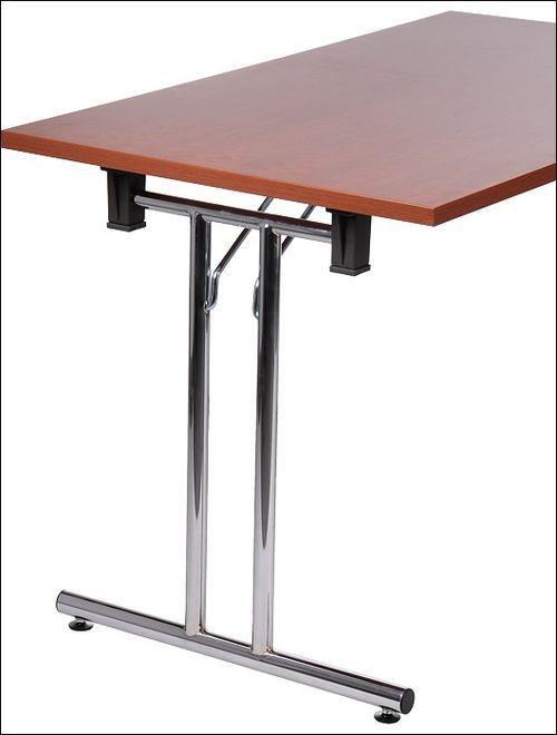 Stelaż składany do stołu EF-921/CH chrom 48 cm