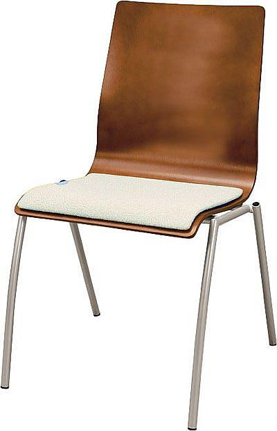 Krzesło konferencyjne Irys A Wood NS