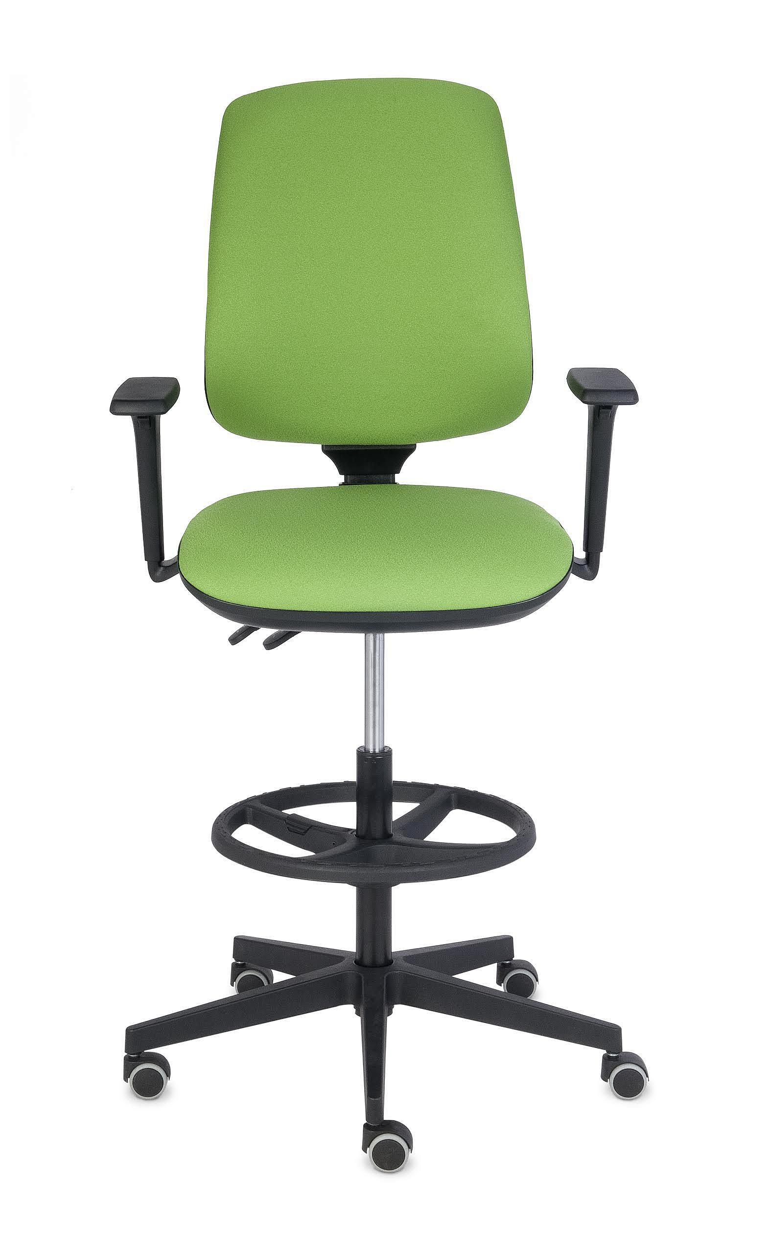 Krzesło obrotowe wysokie STARTER 3D
