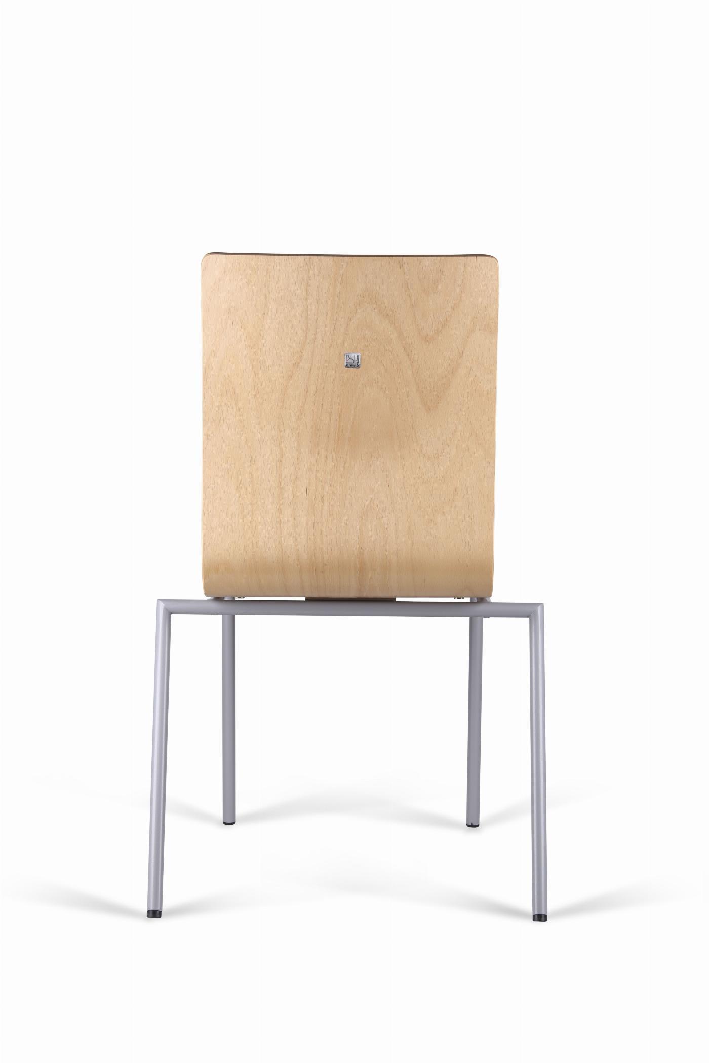 Krzesło konferencyjne Hugo B NSO