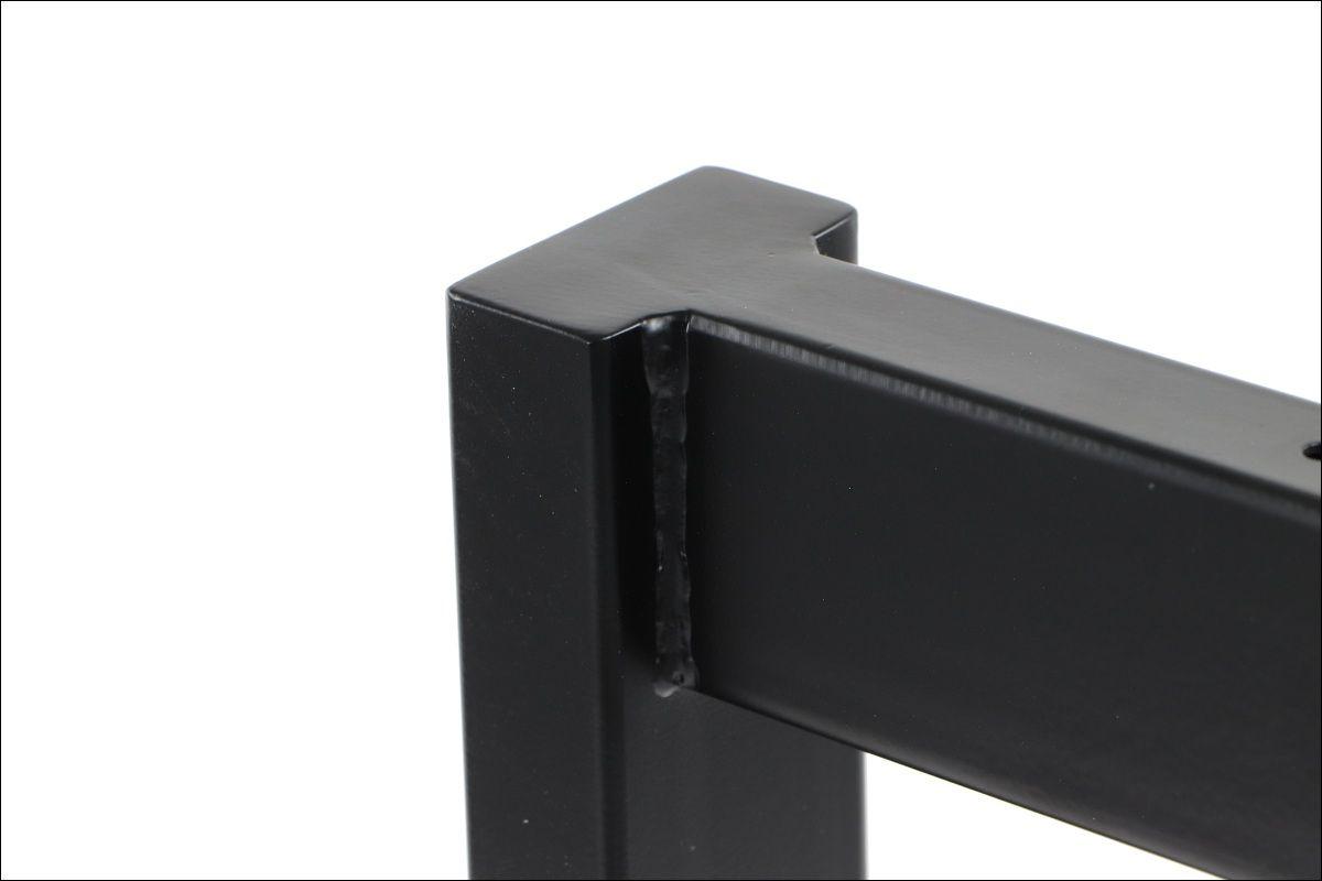 Stelaż skręcany do stołu i biurka EF-NY-131A/70 czarny