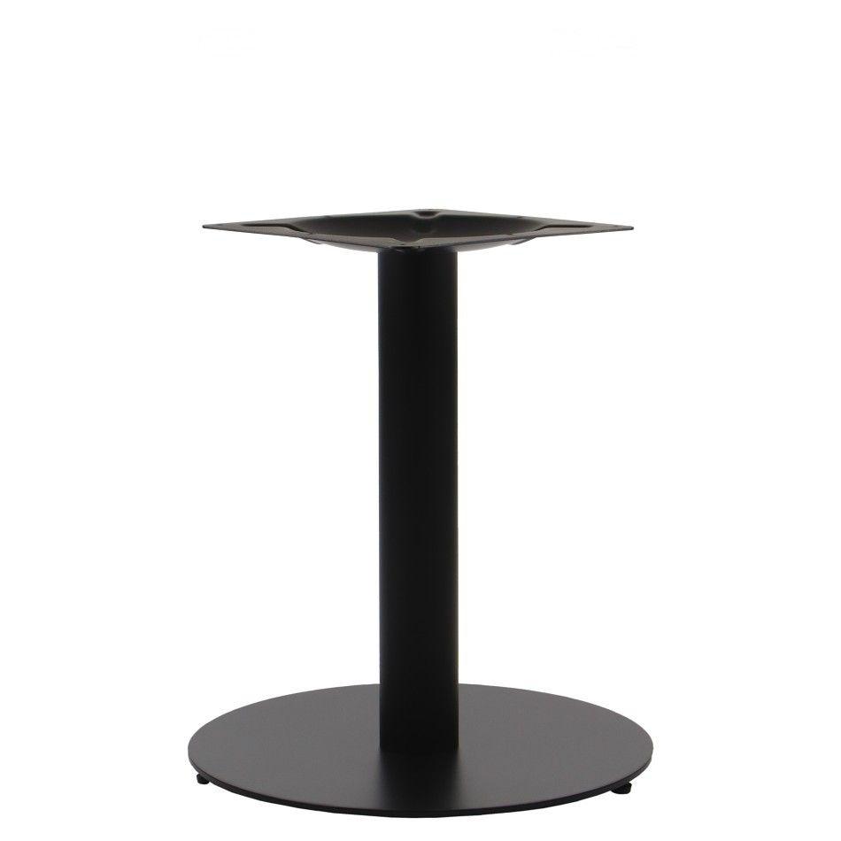 Podstawa do stolika EF-SH-5001-5/L/B czarna - wysokość 57,5 cm fi 45 cm